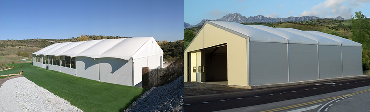 Tents manufacture